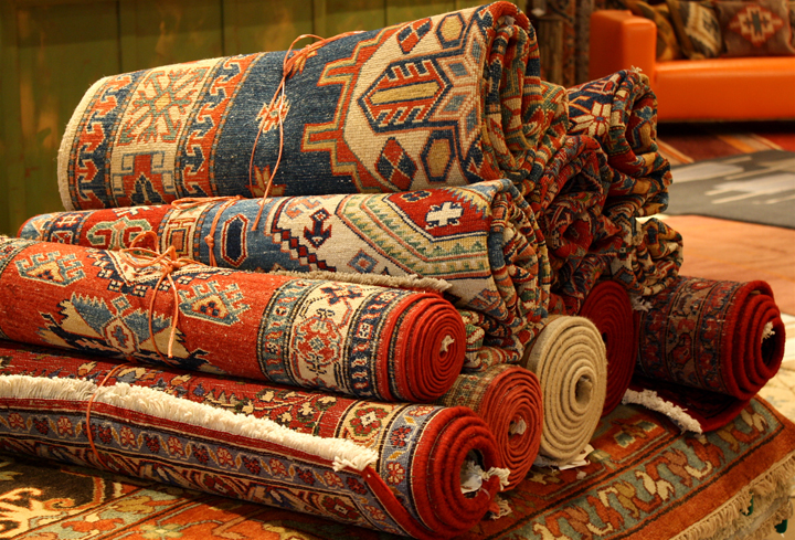 Rolled Up Rug Rugs Ideas