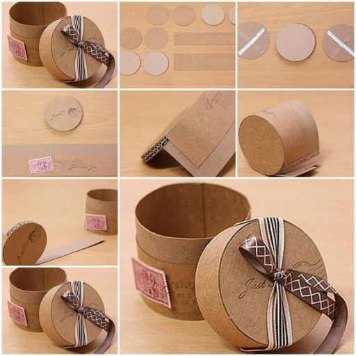 Make cardboard boxes in simple steps packaging supplies tips for What can i make with boxes