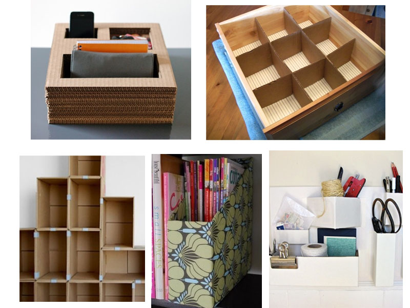 How A Cardboard Box Can Be Transformed Into A More Valuable Piece