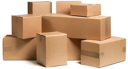 the many faces of the cardboard box packaging supplies tips
