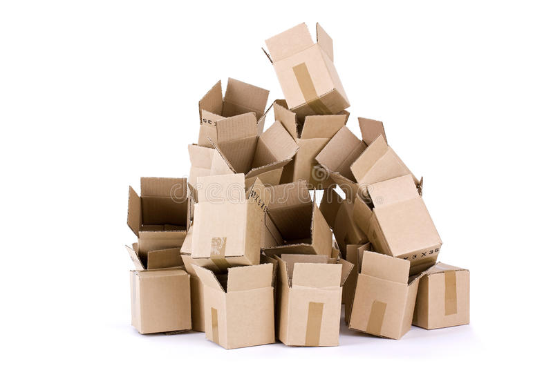 Things to do with your empty cardboard boxes