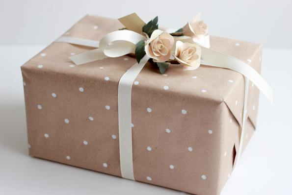 exquisite gift wrapping ideas wedding tittle   Packaging Supplies Tips